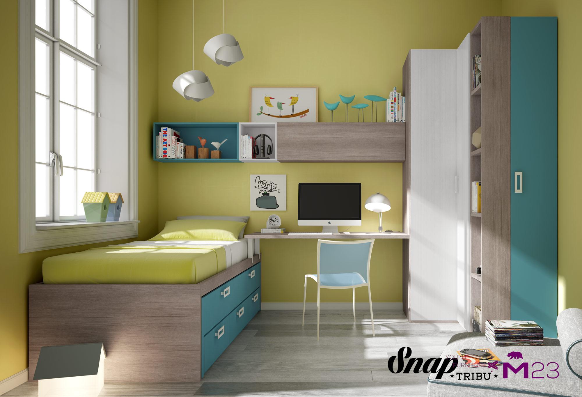 Ya Est Aqu El Nuevo Tribu Snap # Muebles Compactos